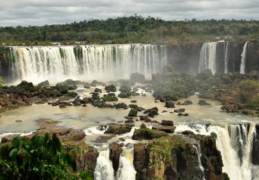 ausência humana (ainda bem) | Foz do Iguaçu | Gabriela Canale
