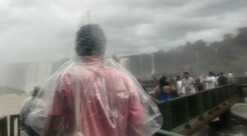 Passantes aquáticos   Foz do Iguaçu   Gabriela Canale
