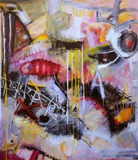 painting | Apucarana| Silvia Migliari