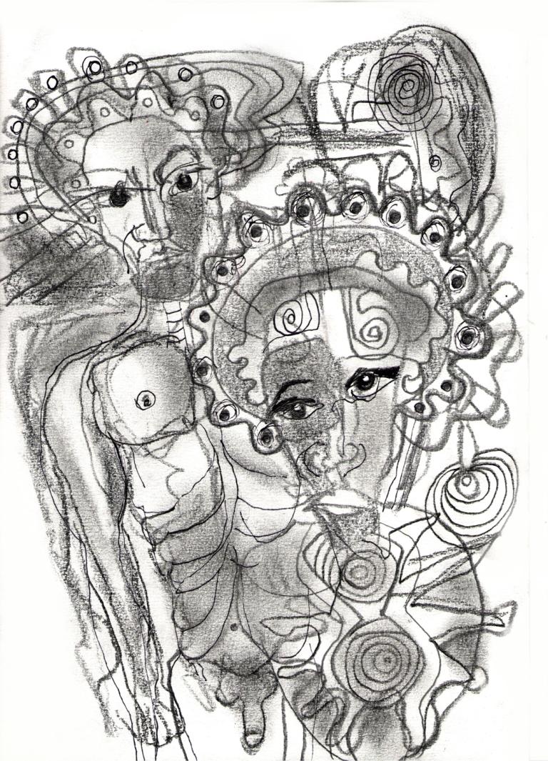 drawing | Londrina | Ygor Raduy