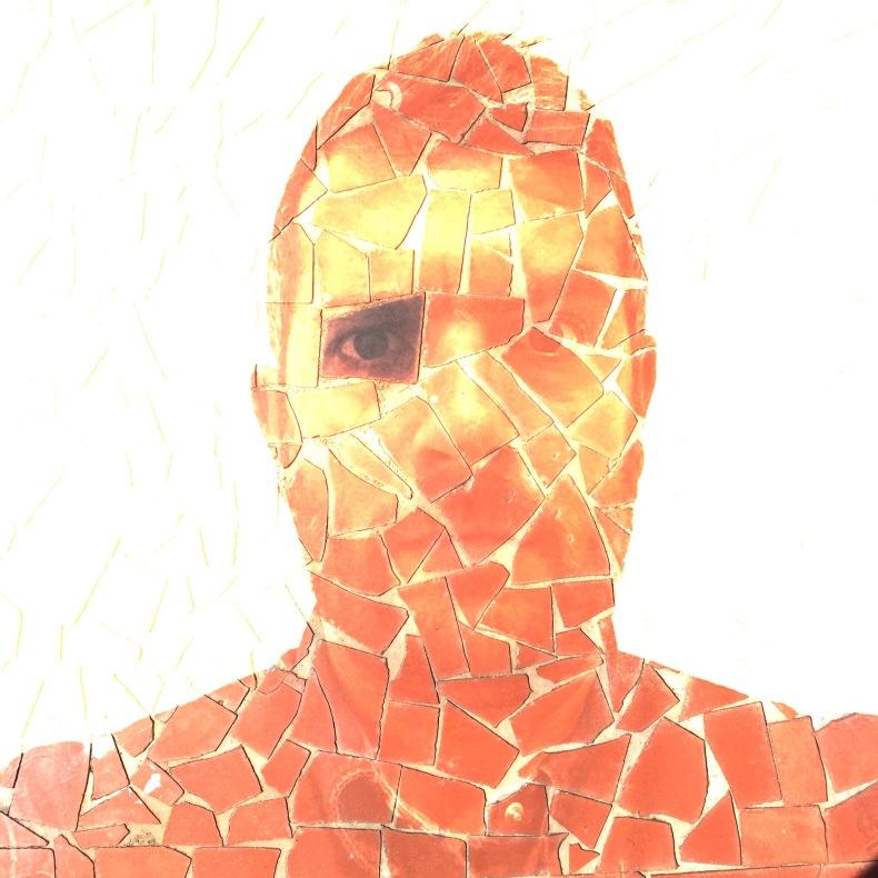 Mosaico de cacos de memória (SelfieKing) | Atibaia | Jaime Scatena