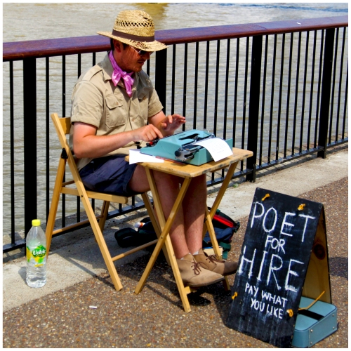 poet-for-hire-UK | London | R.Cambusano