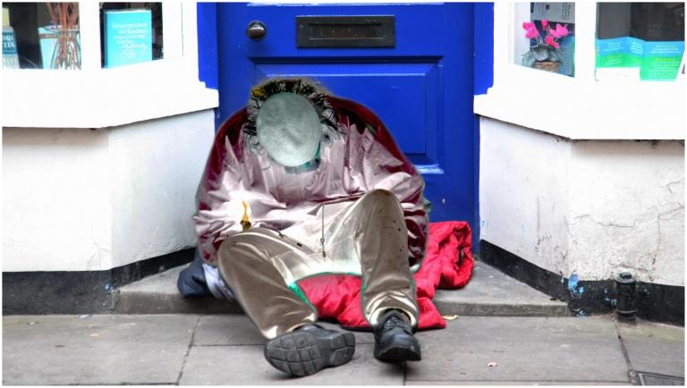 begging the question| London | R.Cambusano