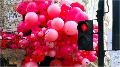 pink ball_STOP | London | R.Cambusano