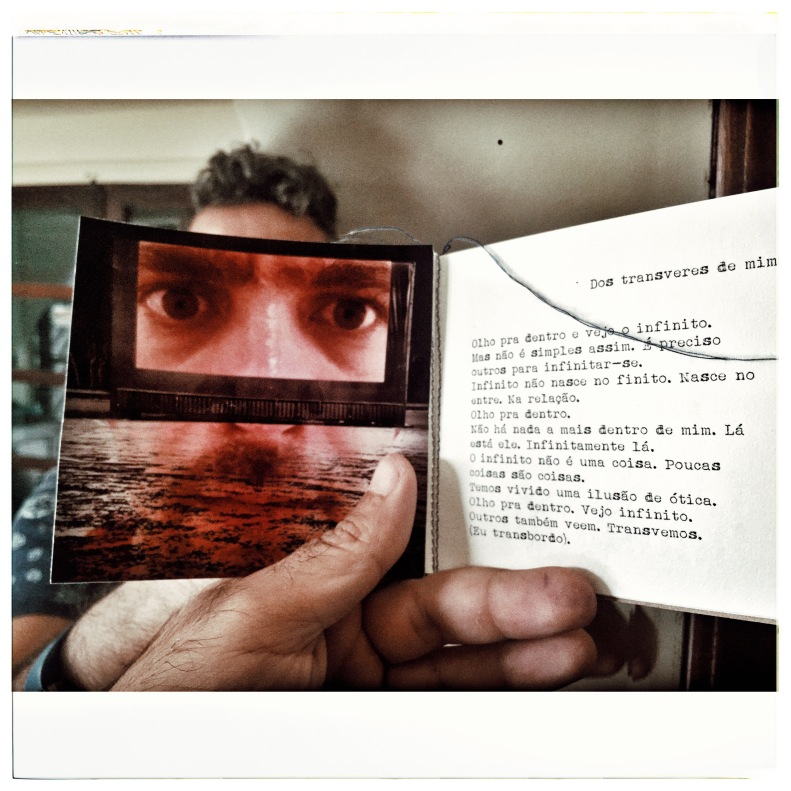 Infinito-me (#SelfieKing sobre poesia de Ana Biglione) | Atibaia | JKScatena & A.Biglione
